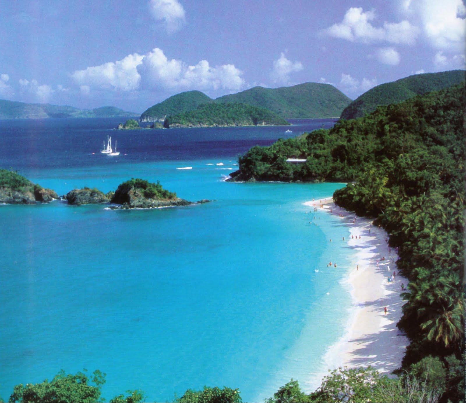Virgin Islands: Sand & C Travel: US Virgin Islands (USVI
